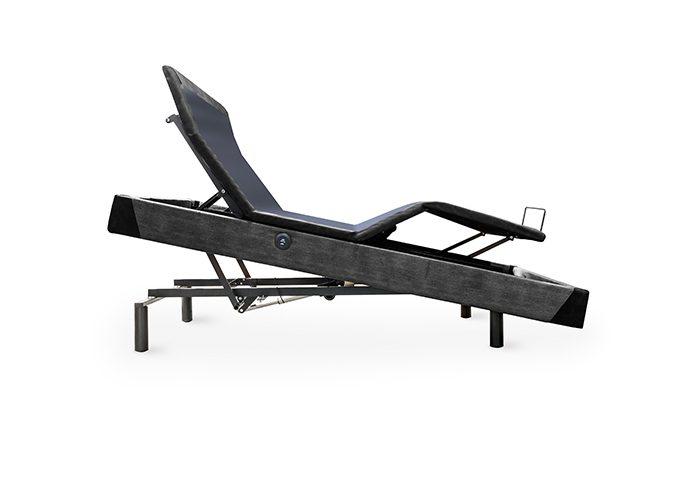 Elevation comfort base adjustable bed
