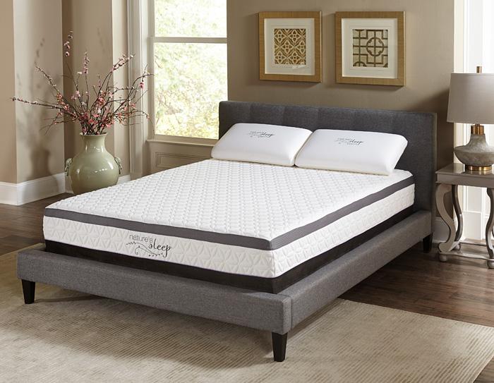 125 crystal gel memory foam mattress soft - Memory Foam Mattress Bed Frame