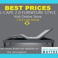 Leggett And Platt S Cape 2.0 Furniture Style Adjustable Bed Base