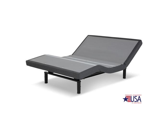 Leggett and Platt S-Cape 2.0 Split Queen adjustable bed