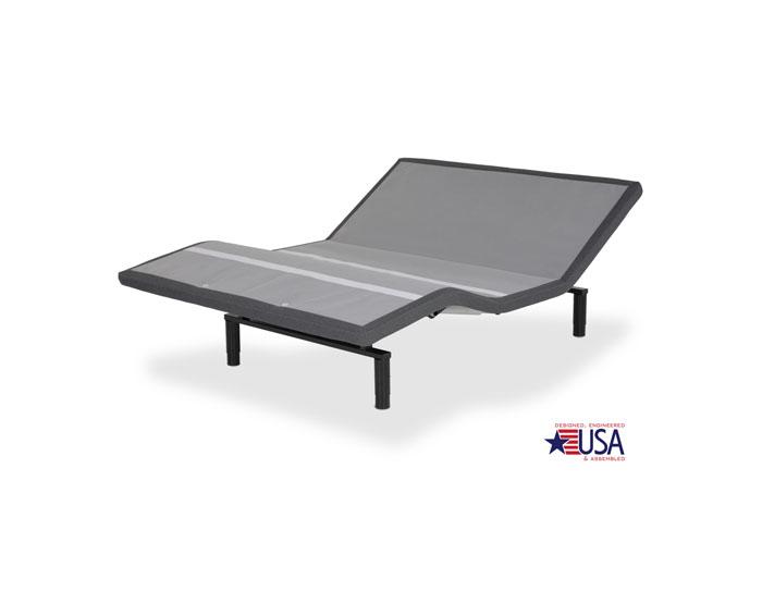 Leggett and Platt Simplicity 3.0 Split Queen adjustable bed
