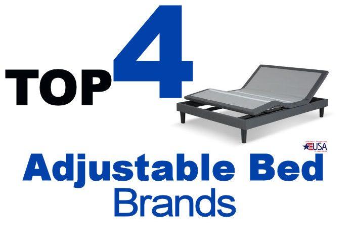 Split king adjustable bed brands