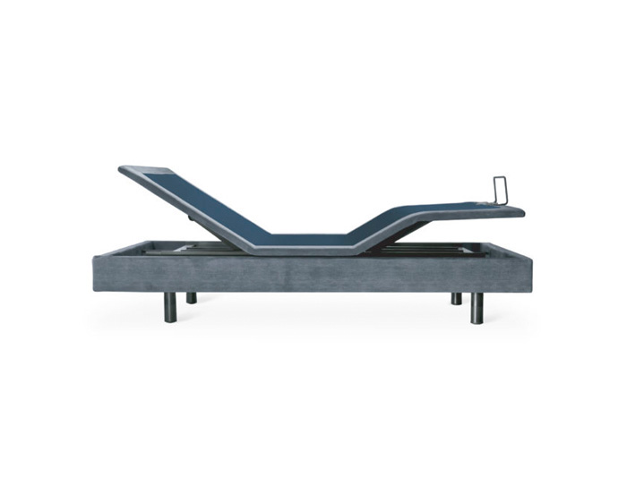 One piece king adjustable bed navigate