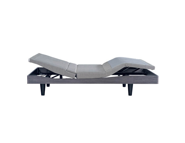 one piece king adjustable bed by reverie-9T