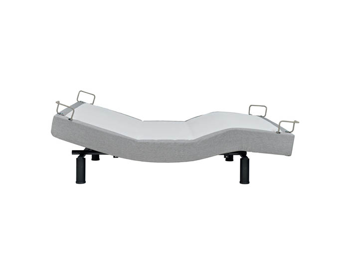full size adjustable bed by reverie
