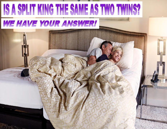Is A Split King The Same As Two Twins