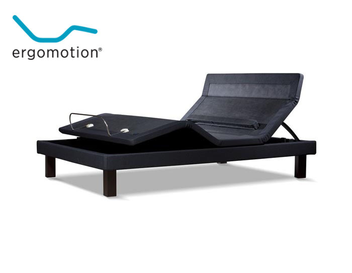 split California king adjustable beds by Ergomotion