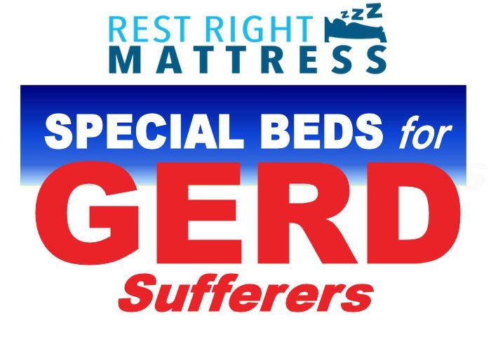 Beds for gerd sufferers