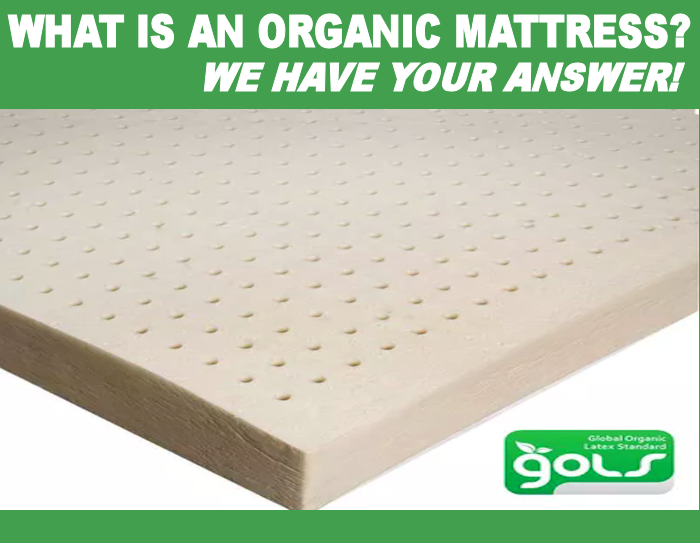 Ordinaire What Is An Organic Mattress