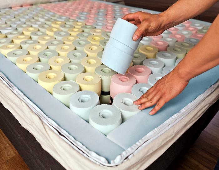 Reverie mattress adjustable firmness