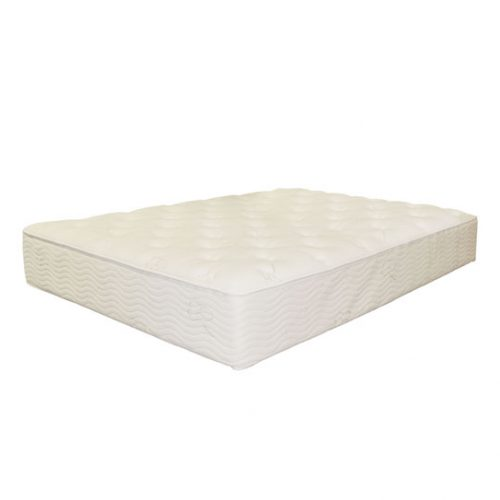 organic cotton mattress firm