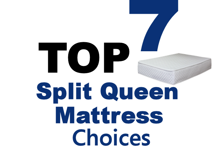 Split queen Mattress
