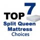 Split queen Mattress