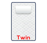 mattress sizes and dimensions twin
