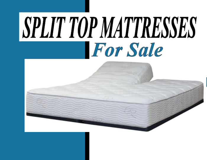 Split Top King Mattress And Split Head Mattresses We Carry Here