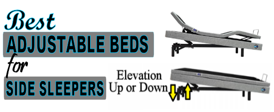 Adjustable Beds For Side Sleepers Built With Side Sleepers