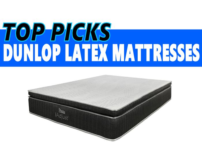 Dunlop Latex Mattress Different Options And Process